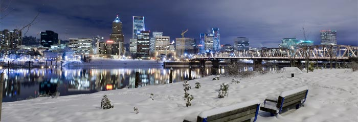 Rose City Realty Group - Winter in Portland, OR